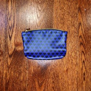 """Hearts All Over"" Ipsy Cosmetic Bag"